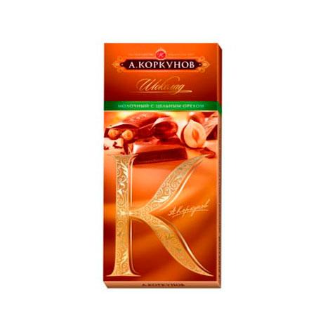 Шоколад А. Коркунов
